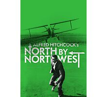 Alfred Hitchcock's North by Northwest Photographic Print