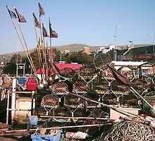 Girvan harbour 1 by chasmac