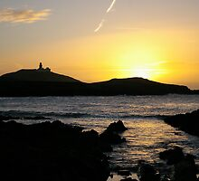 Ballycotton Sunrise by David O'Riordan