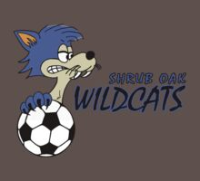 Shrub Oak Wildcats Team Shirt by Chris Kreuter