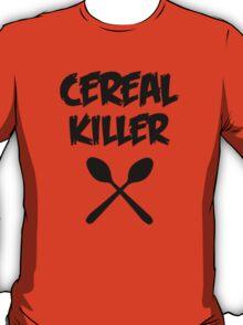 CEREAL KILLER (Muesli / cornflakes) T-Shirt