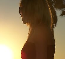 "California Girl by Lenora ""Slinky"" Regan"