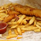 Fish 'n' Chips by James Millward