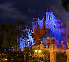 Welcome to the Haunted Mansion by Kyle Mitchel