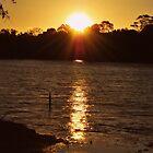 Good Evening! by Lozzar Landscape