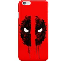 mask of hero iPhone Case/Skin