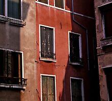 Shadow & Highlight - Venice  by Carl Gaynor