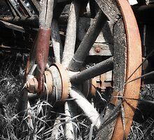 Retired Wheel by Tolik