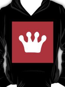 Fresh Thread Shop Crown Logo | Lust Brick T-Shirt