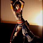 Yuna Figure 01 by NaniNaniX