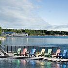 Muskoka Chairs by Gracey