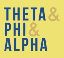 Theta Phi Alpha Modern Kids Clothes