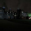 Aston Hall by Candlelight (Exterior) by CreativeEm