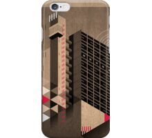 Trellick Tower iPhone Case/Skin