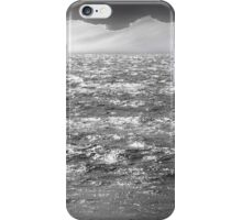 Wind and waves. iPhone Case/Skin