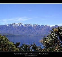 THE REMARKABLES, NEW ZEALAND by Skye Ryan-Evans