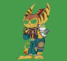 Ratchet And Clank T-Shirt