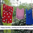 Happy Laundry by CreativeEm
