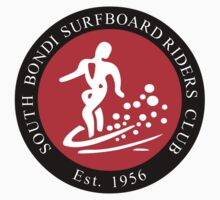 South Bondi Surfboard Riders Club Est. 1956 by D Webber