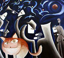 Moon Dance by Midori Furze