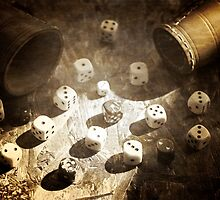 rolling the dice by Joana Kruse