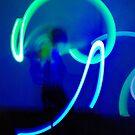Glowstick Dancers by TerraChild