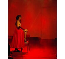 Burlesque  Photographic Print