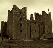 Bolton Castle, Yorkshire Dales National Park by newbeltane