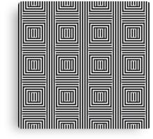 Hypnotic Pattern I Canvas Print