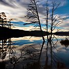 Loch Garten - Edge Of Night by Kevin Skinner