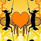 LOVE. by Nick Scragg