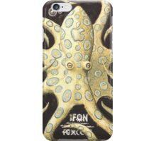 Blue Ring Tone iFon iPhone Case/Skin
