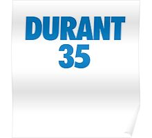Kevin Durant #35 Poster