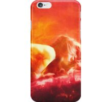Born From Fire iPhone Case/Skin