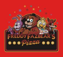 freddy pizza Kids Clothes
