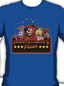 freddy pizza T-Shirt