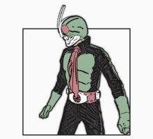 Kamen Rider no.2 by gailkun