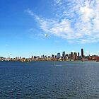 Elliot Bay by Tamara Valjean