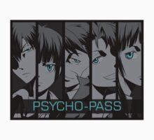 Psycho - Pass Kids Clothes