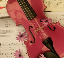 The Beauty Of Music by Melissa Park