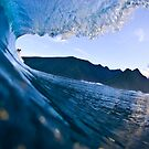 Teahupoo, Tahiti by Matt Ryan