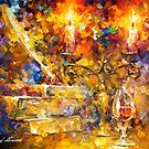 Old Thoughts 2 — Buy Now Link - www.etsy.com/listing/221698213 by Leonid  Afremov