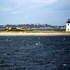 longpoint lighthouse  by Peter Cook