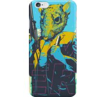 Richter iPhone Case/Skin