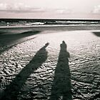 Beach Shadows by n3tzer0