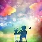 A Childhood Morning  by Stephanie Rachel Seely