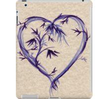 Purple Heart #2 iPad Case/Skin
