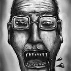 Unknown fiend  by Richard Jackson