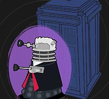 Daleks in Disguise - Twelfth Doctor by murphypop