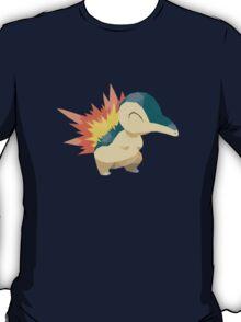 Cyndaquil Low Poly T-Shirt